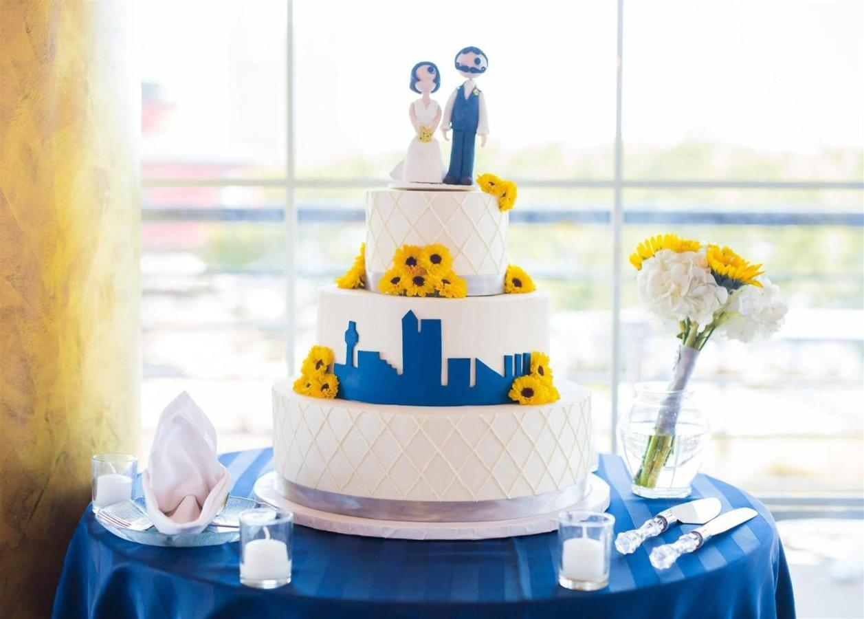 Pier 5 Hotel Natty Boh Wedding Cake Wedding Shot by Photography by Brea.jpg