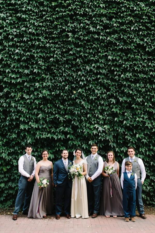 Henderson's Wharf Bridal Party Fells Point Photo Captured by Kirsten Marie Photography.jpg