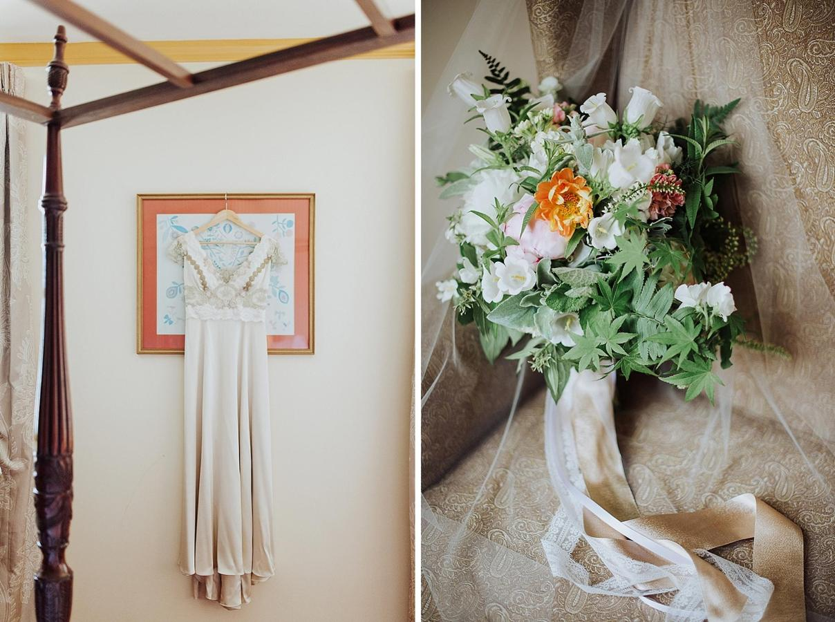 Henderson's Wharf Dress and Flower Photo Captured by Kirsten Marie Photography.jpg