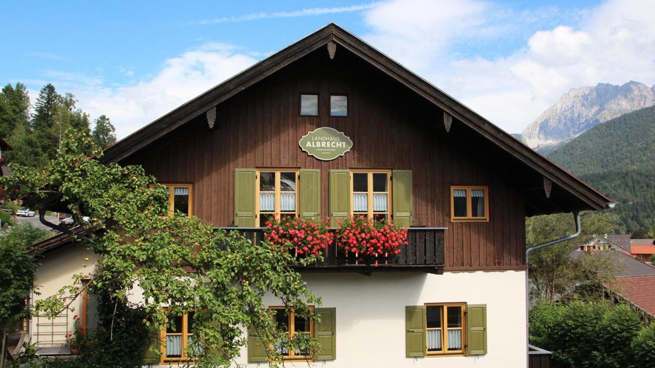Landhaus Albrecht Sommer