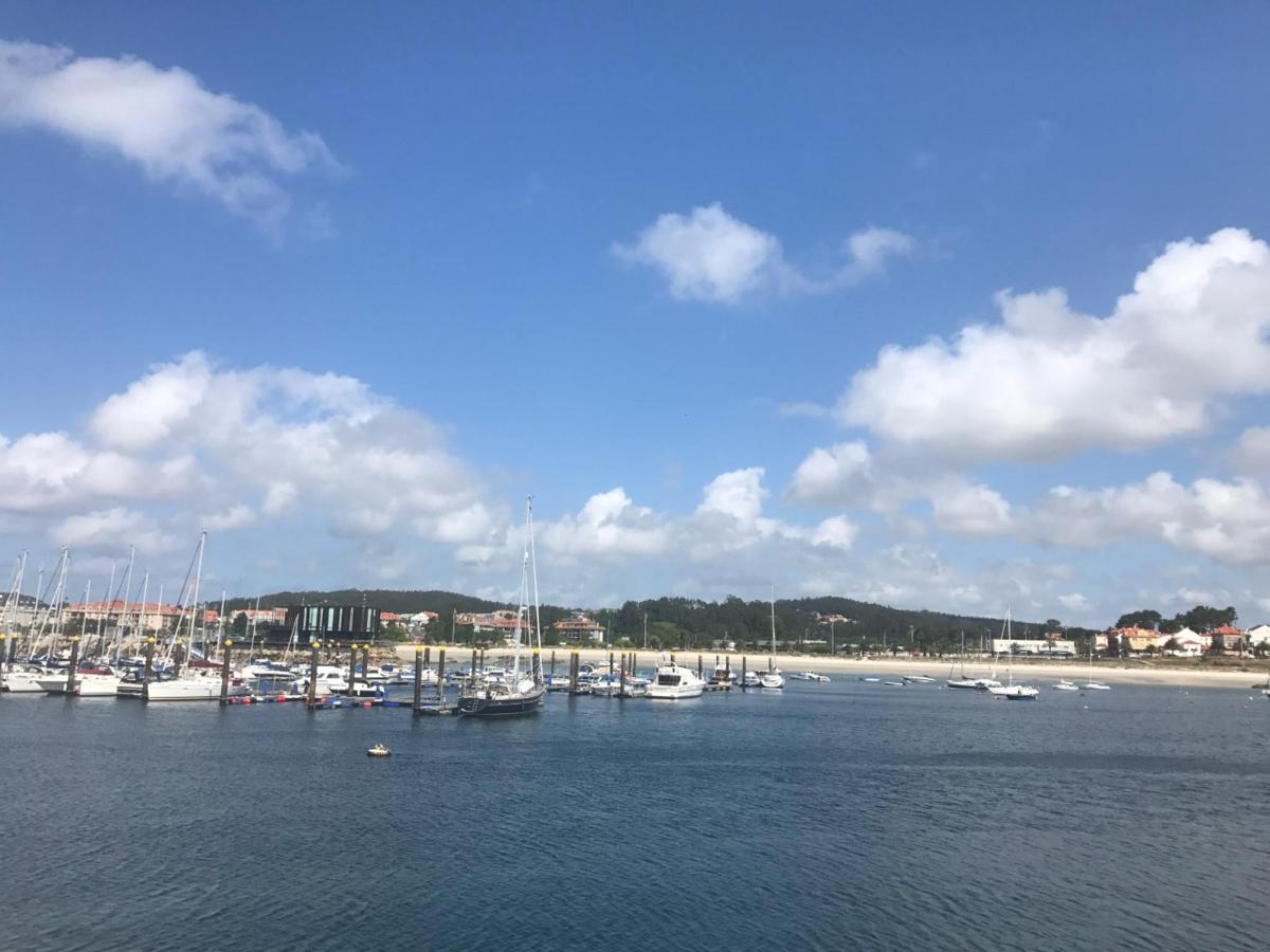 Puerto deportivo de Portonovo