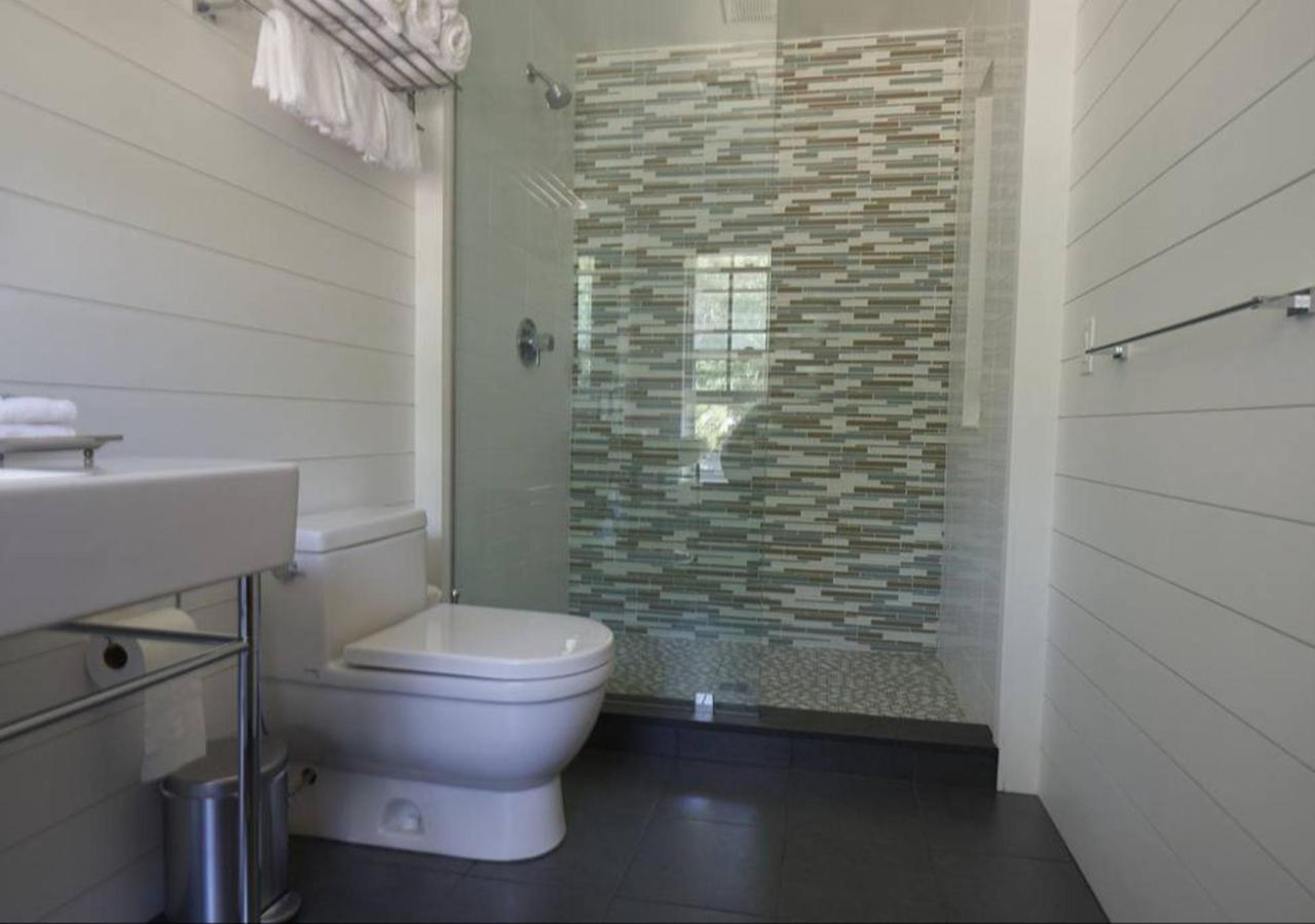 Italian Glass Tile Showers
