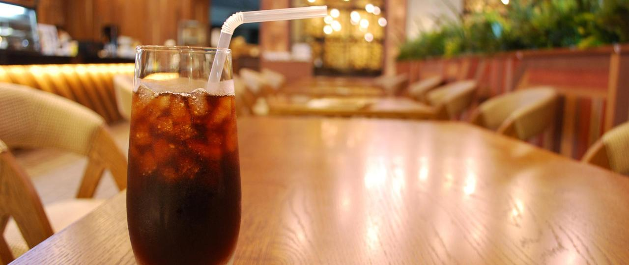 62 _ Ice Coffee / Bottomeday Cafe