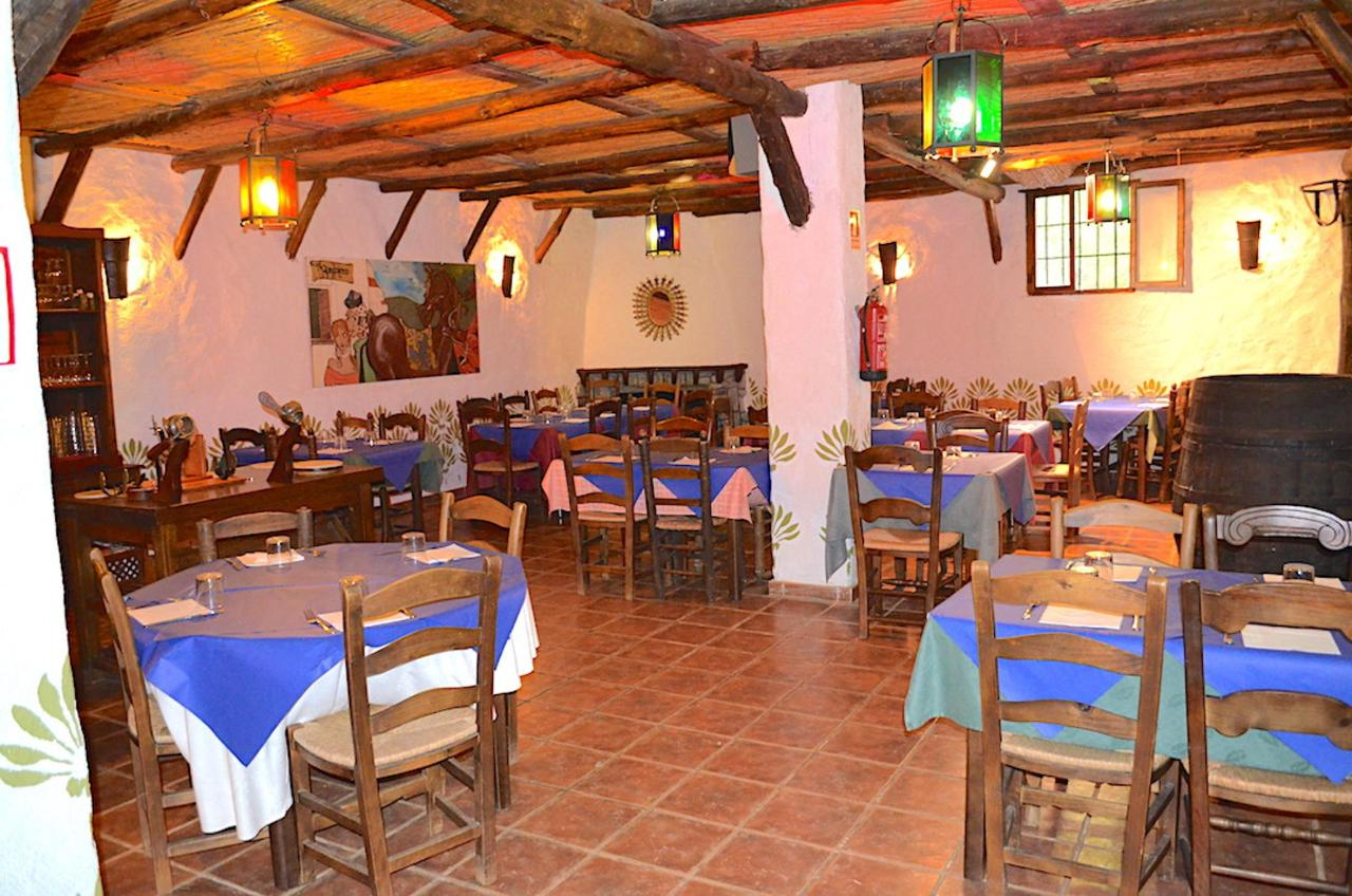 Salon del Restaurante La Bodega del Bandolero