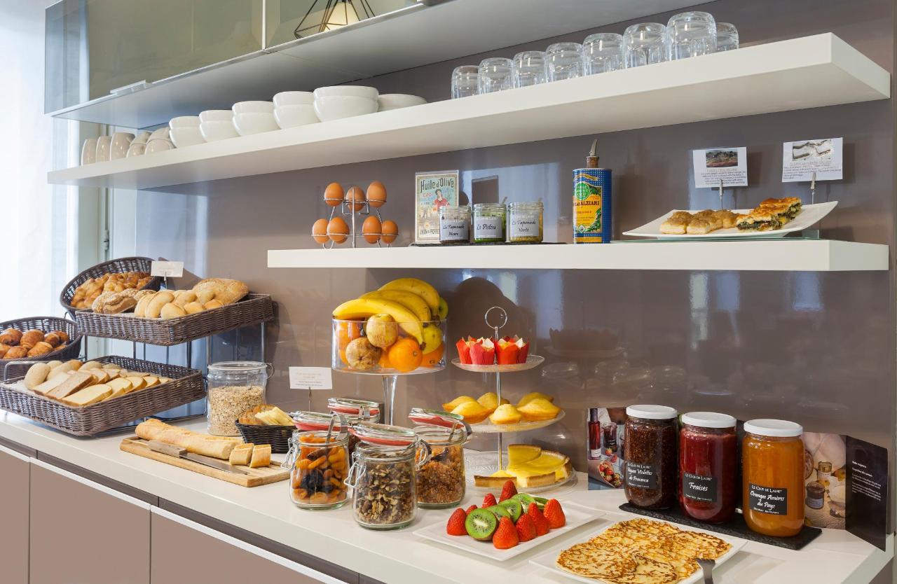 Breakfast Hotel La Malmaison Nice