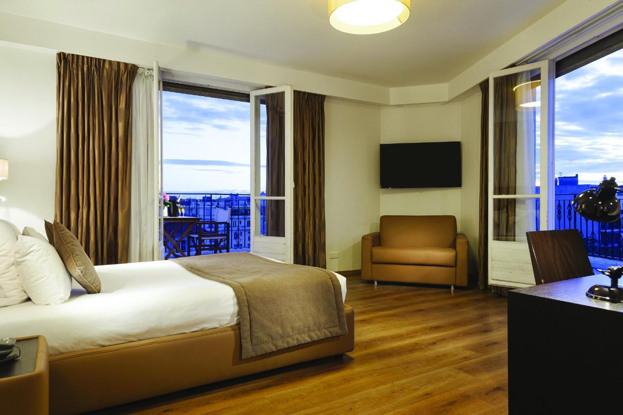 Chambre Premium Hotel La Malmaison Nice