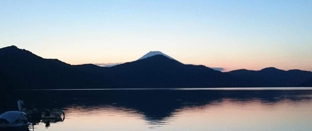 【Spring】Mt.Fuji & Lake Ashi
