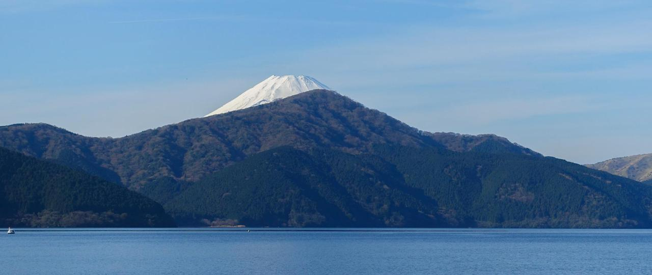 【Winter】 Mt. Fuji & Lake Ashi