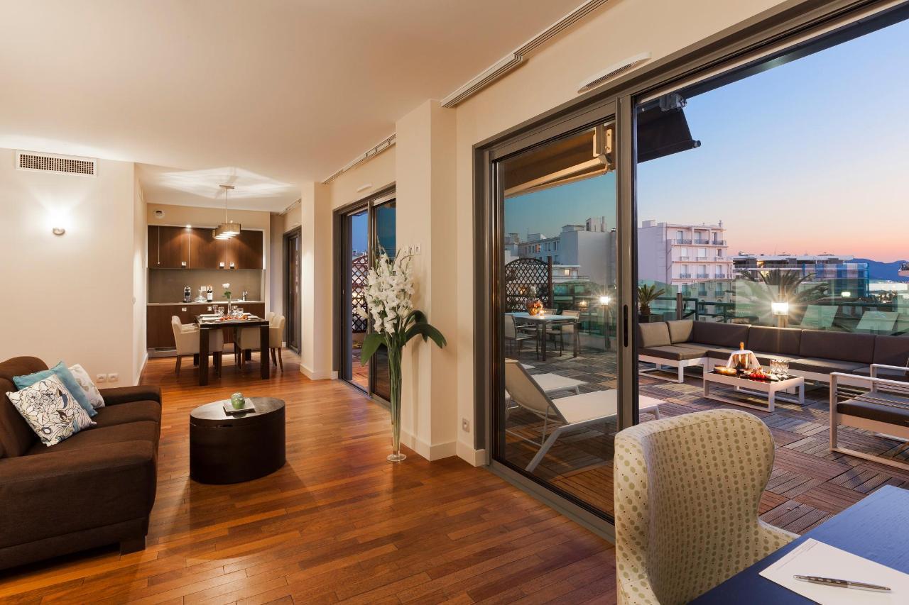 Clarion Suites Cannes Croisette Presidential Suite