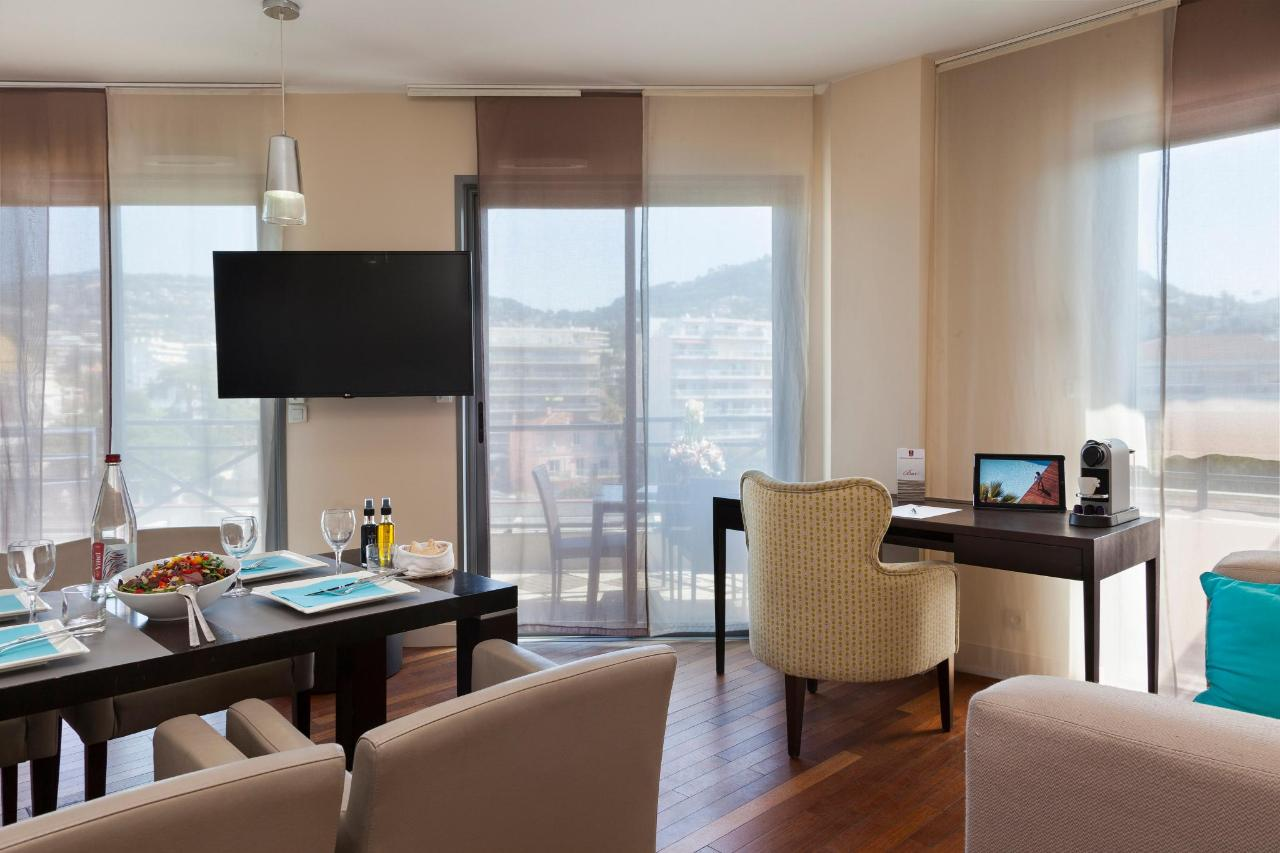 Executive Suite Clarion Suites Cannes Croisette