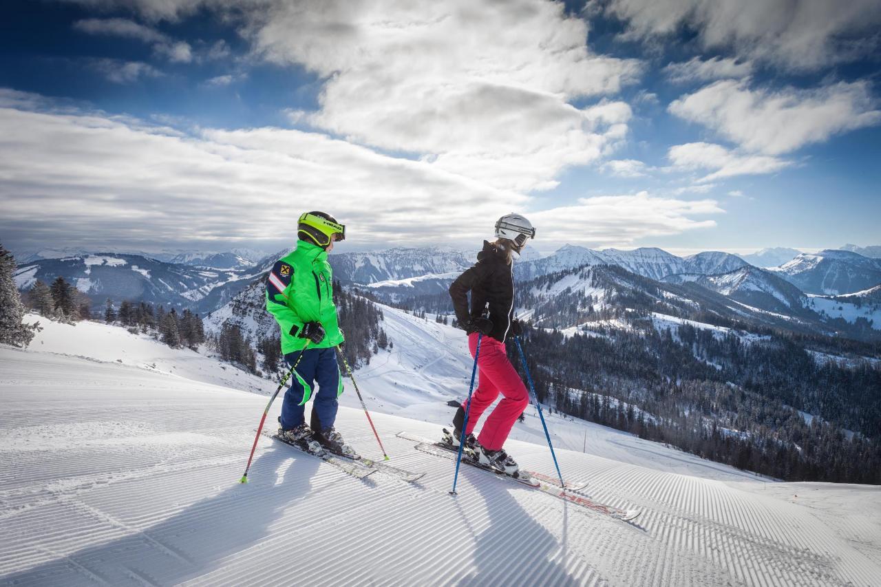 Teren narciarski Gaissau-Hintersee