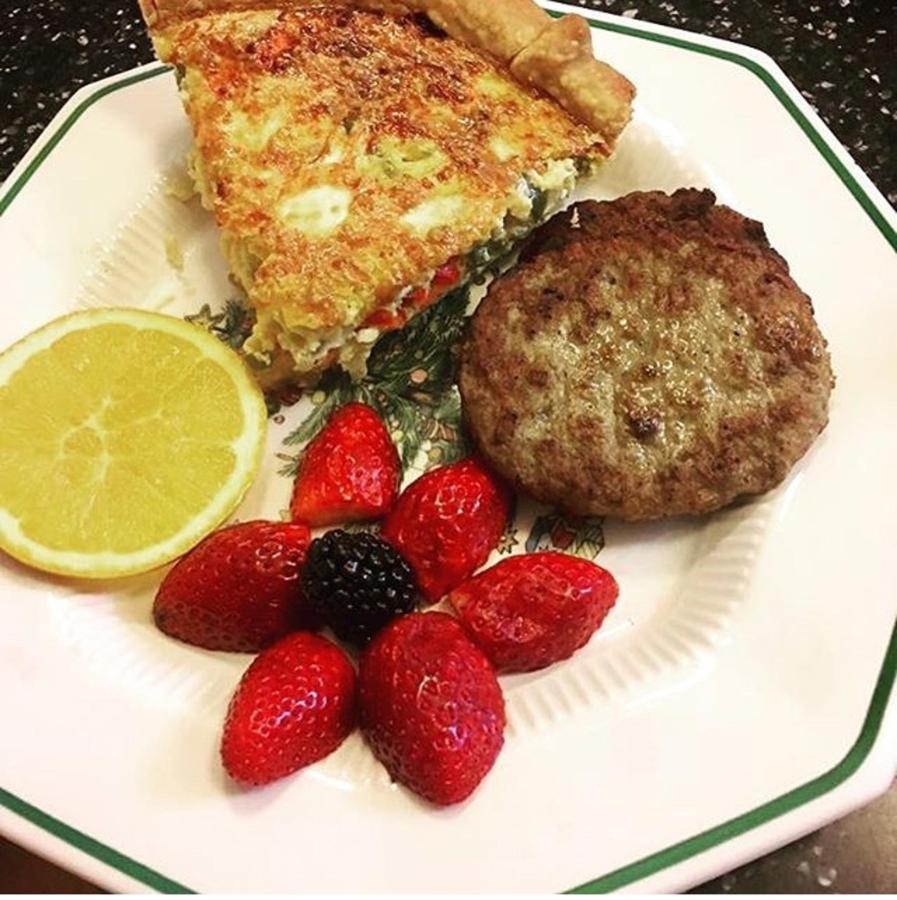 Quiche & Saussage