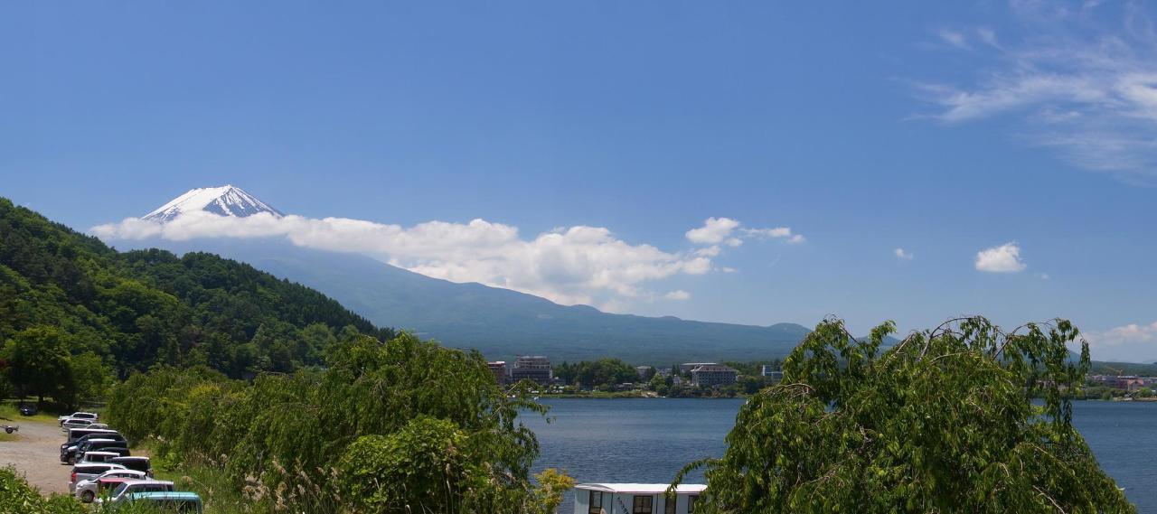 ภูเขาฟูจิใกล้เมืองอาชิฟูจิ