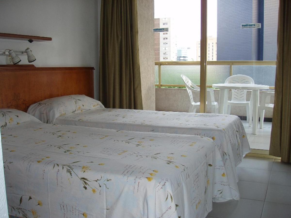 Slaapkamer appartement Maria Victoria een slaapkamer