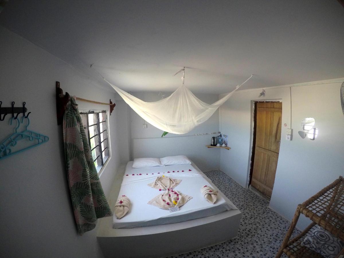 Odanın tamamı