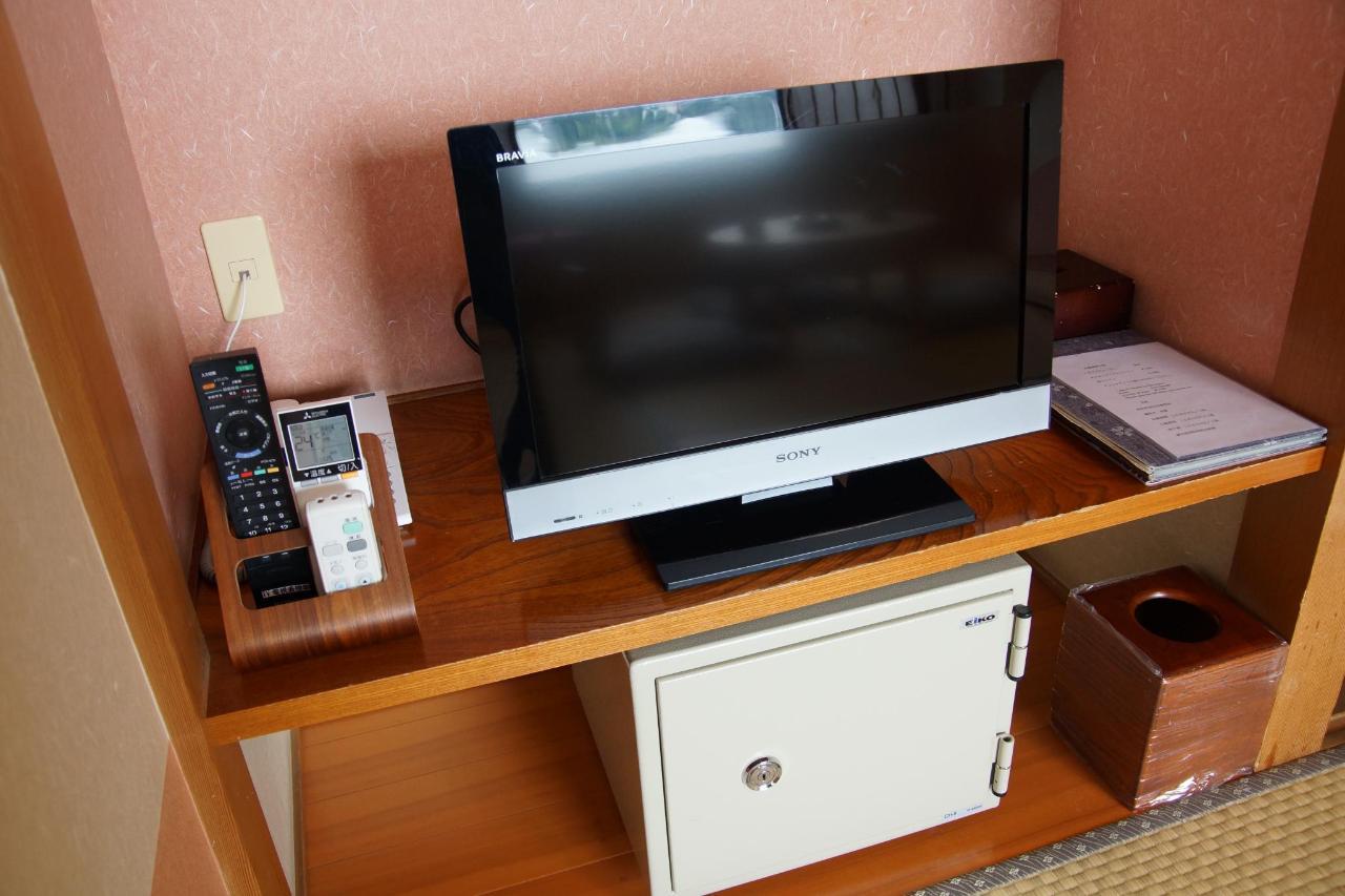テレビ・金庫