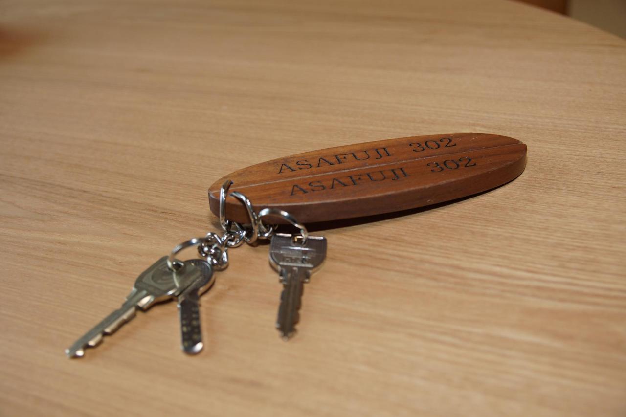 セパレート鍵