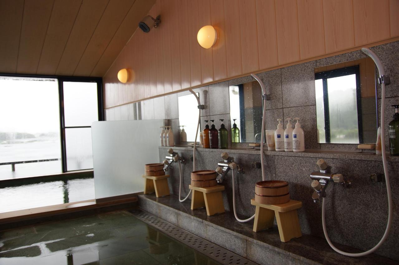 Male bath