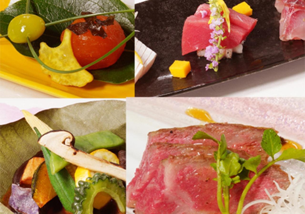 2018秋の創作日本料理代表料理