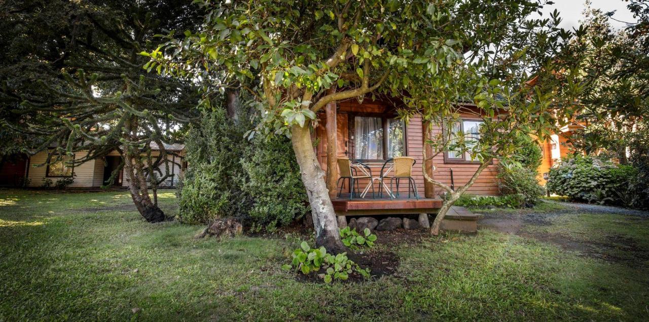 Außenfassade Cottage E