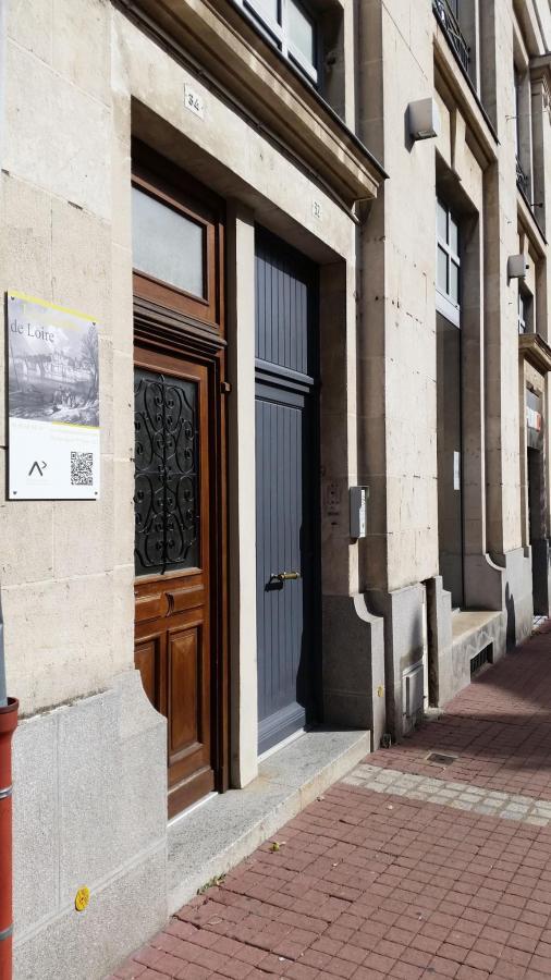 Hotel des pénates de Loire au 34 rue d'Anjou à ANCENIS Loire Atlantique 44150