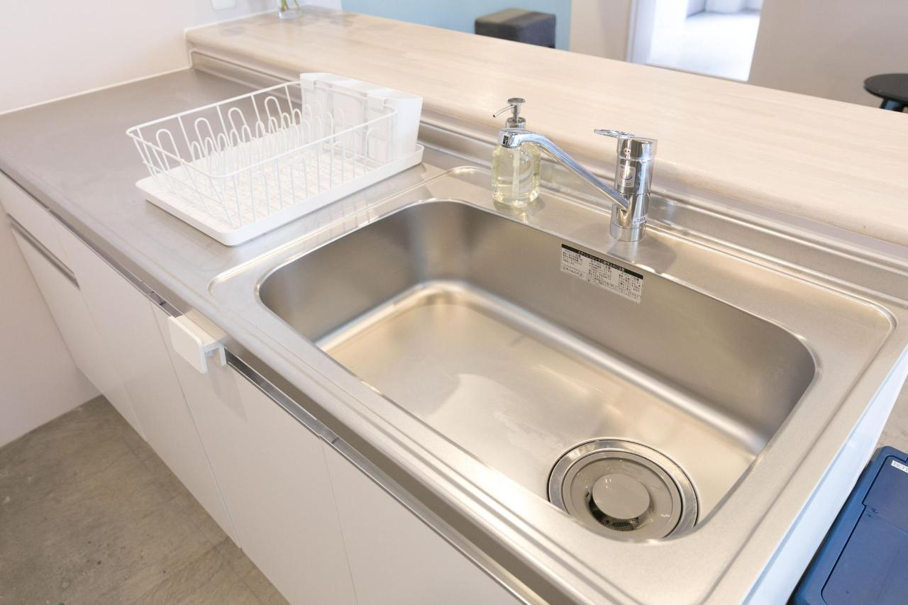Shared kitchen(Sink)
