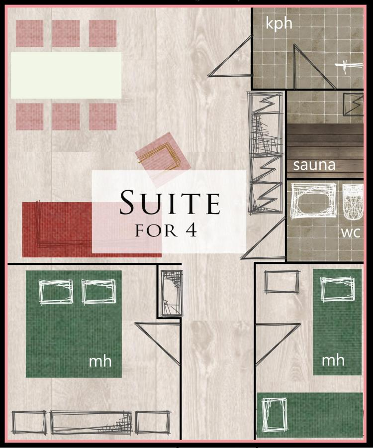 Floor Plan | Suite