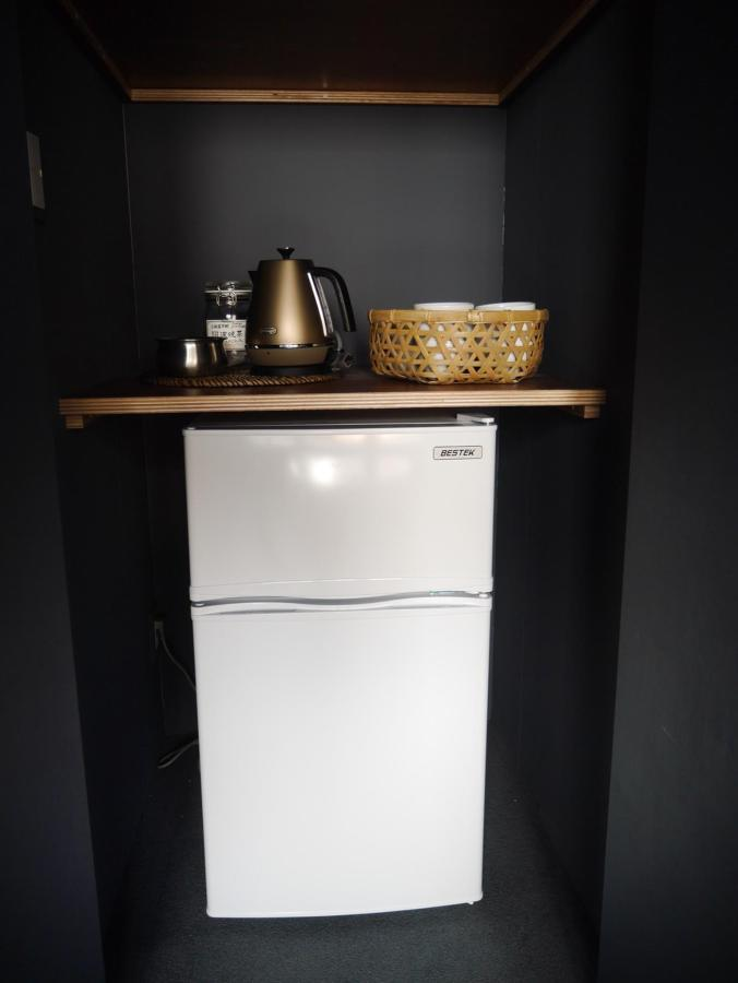 fridge for terrace suite
