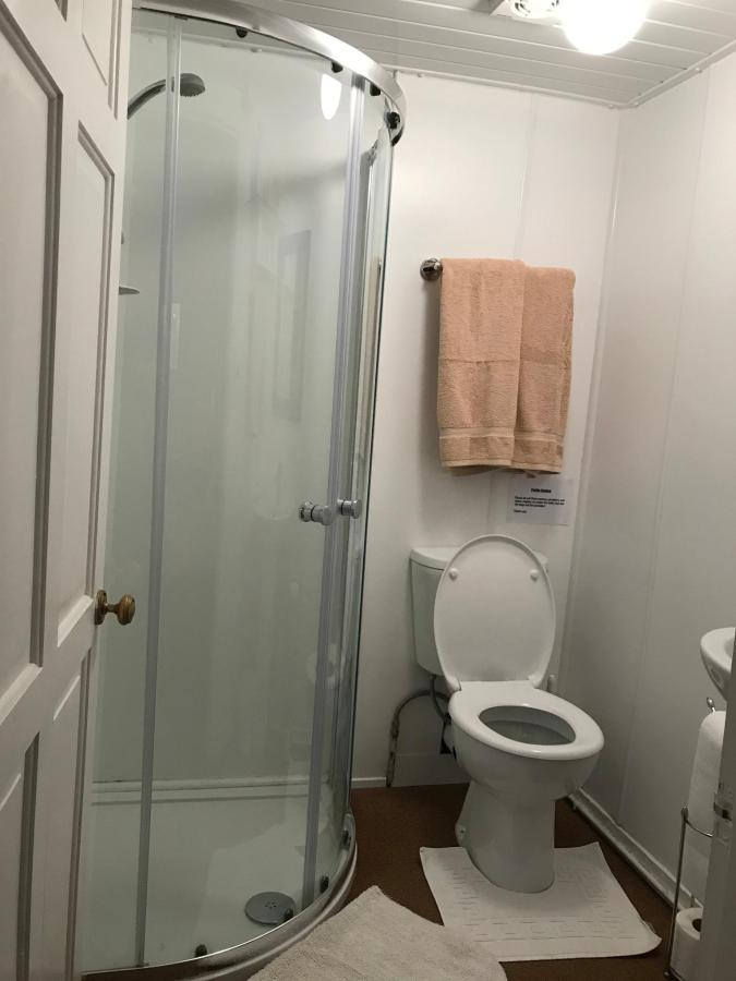 En Suite Shower & Toilet White Heather Guest House