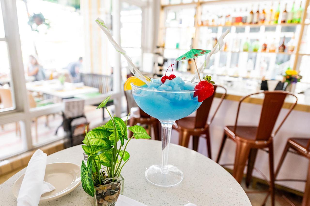 Chillin' Blue Margarita at Majestic Hotel South Beach.jpg