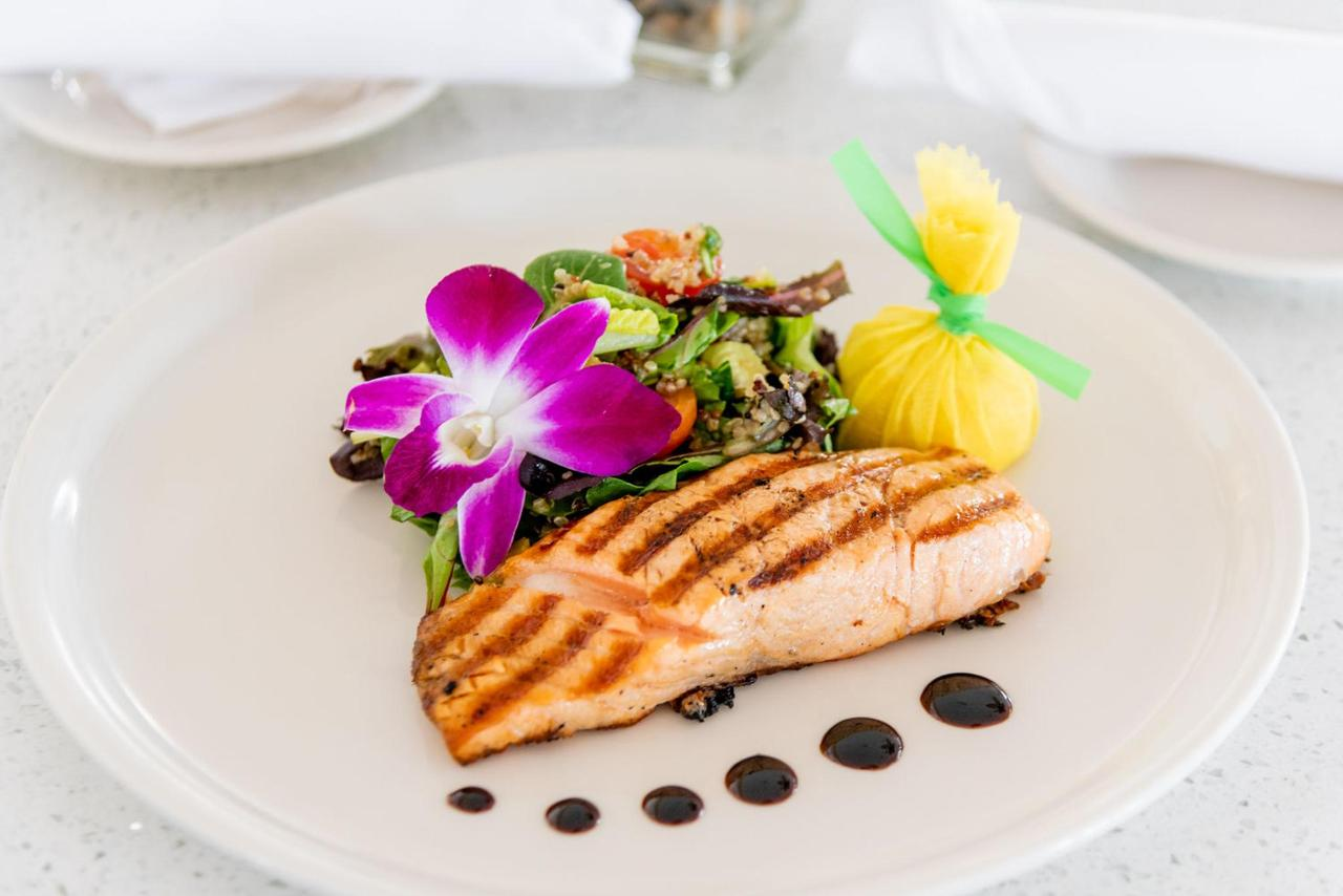 Grilled Salmon at Majestic Hotel South Beach.jpg