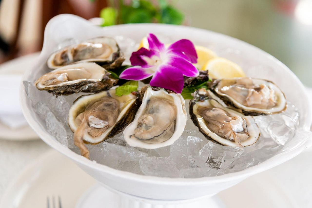 Oysters at Majestic Hotel South Beach.jpg