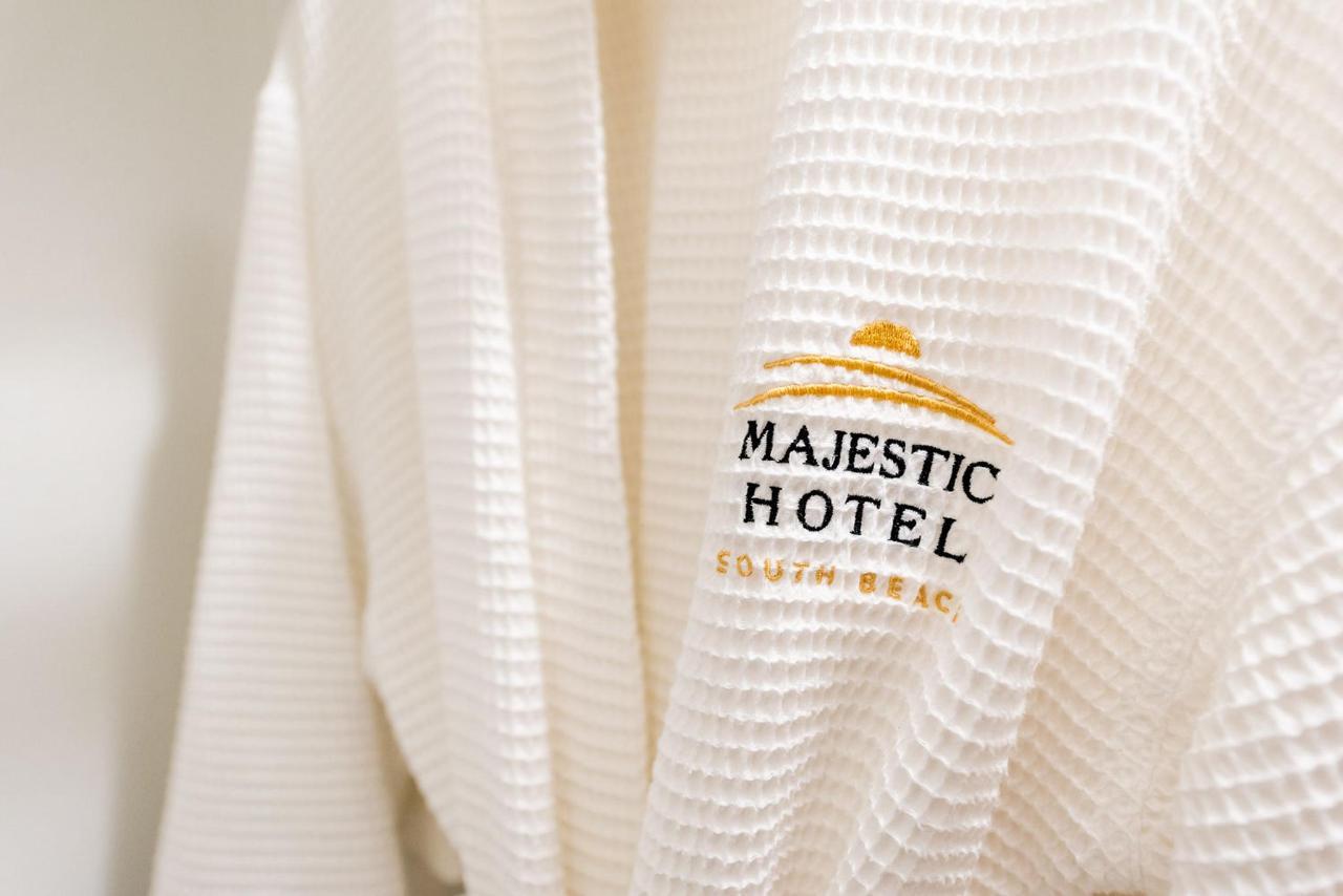 Majestic South Beach Hotel Waffle Weave Bath Robe.jpg