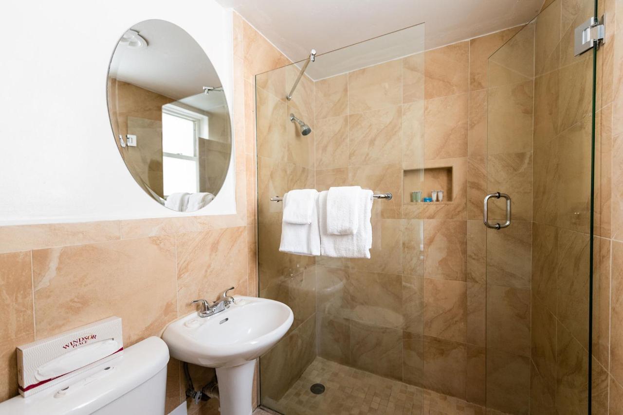 Majestic South Beach Hotel Guestroom Bathroom & Shower.jpg