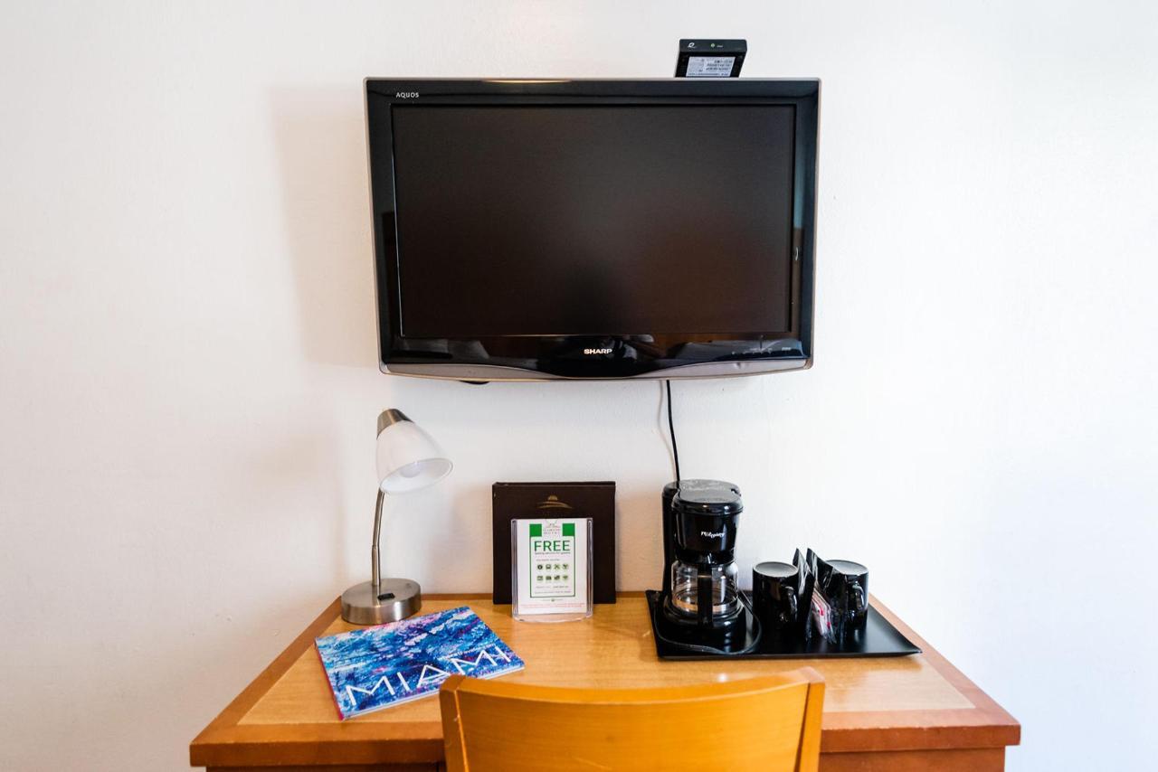 Majestic South Beach Hotel Guest Room Desk & TV.jpg