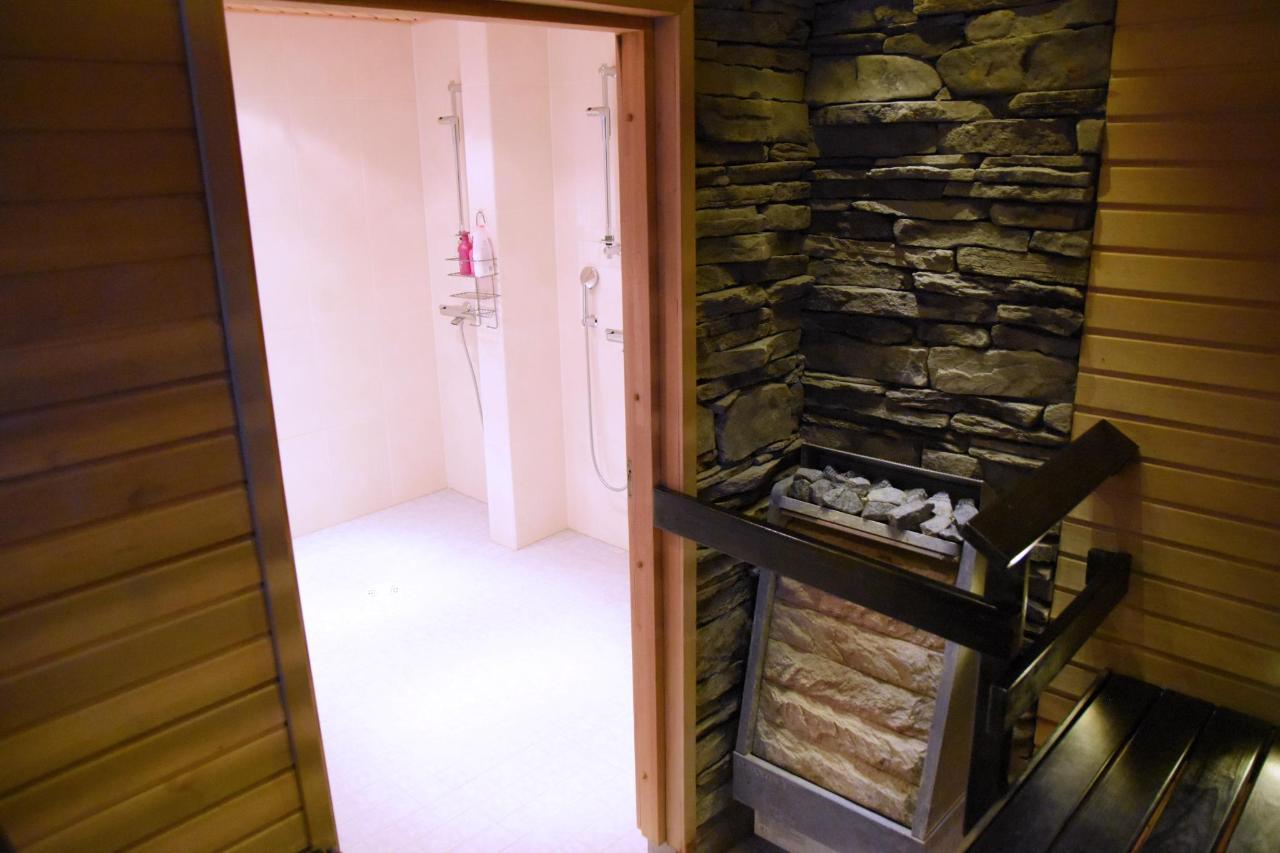 Sauna, Mandin sviitti