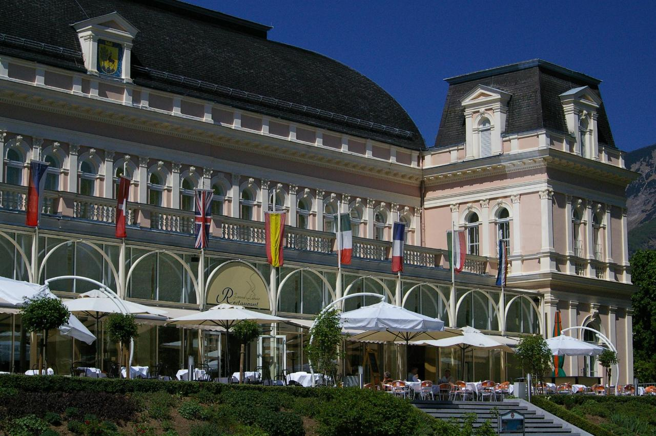 Kongress u Theaterhaus Bad Ischl