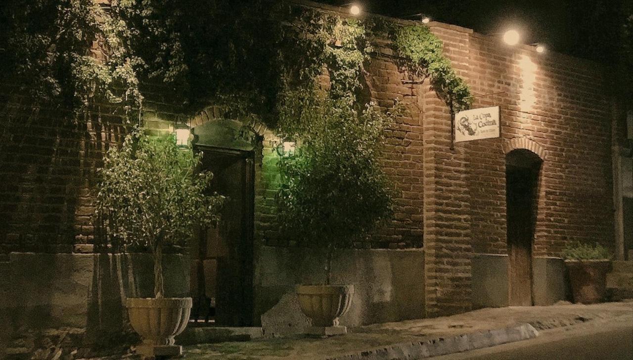 La Copa Cocina entrance