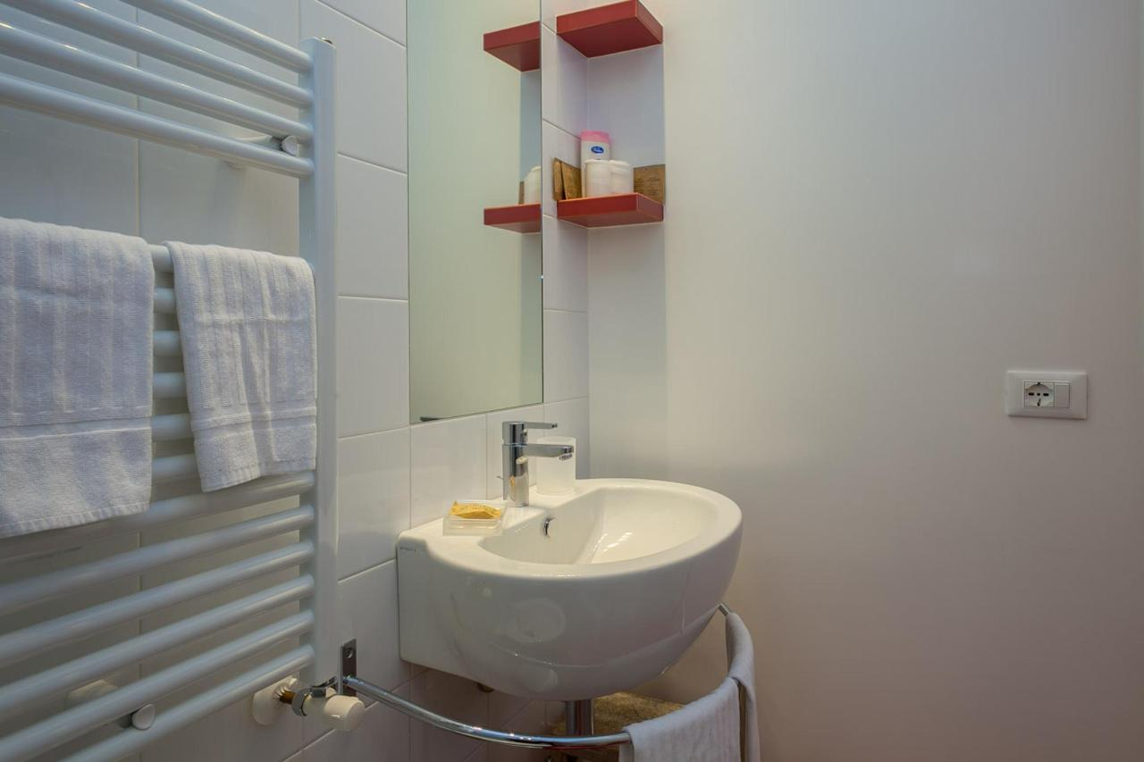 Small Double Room  - bathroom