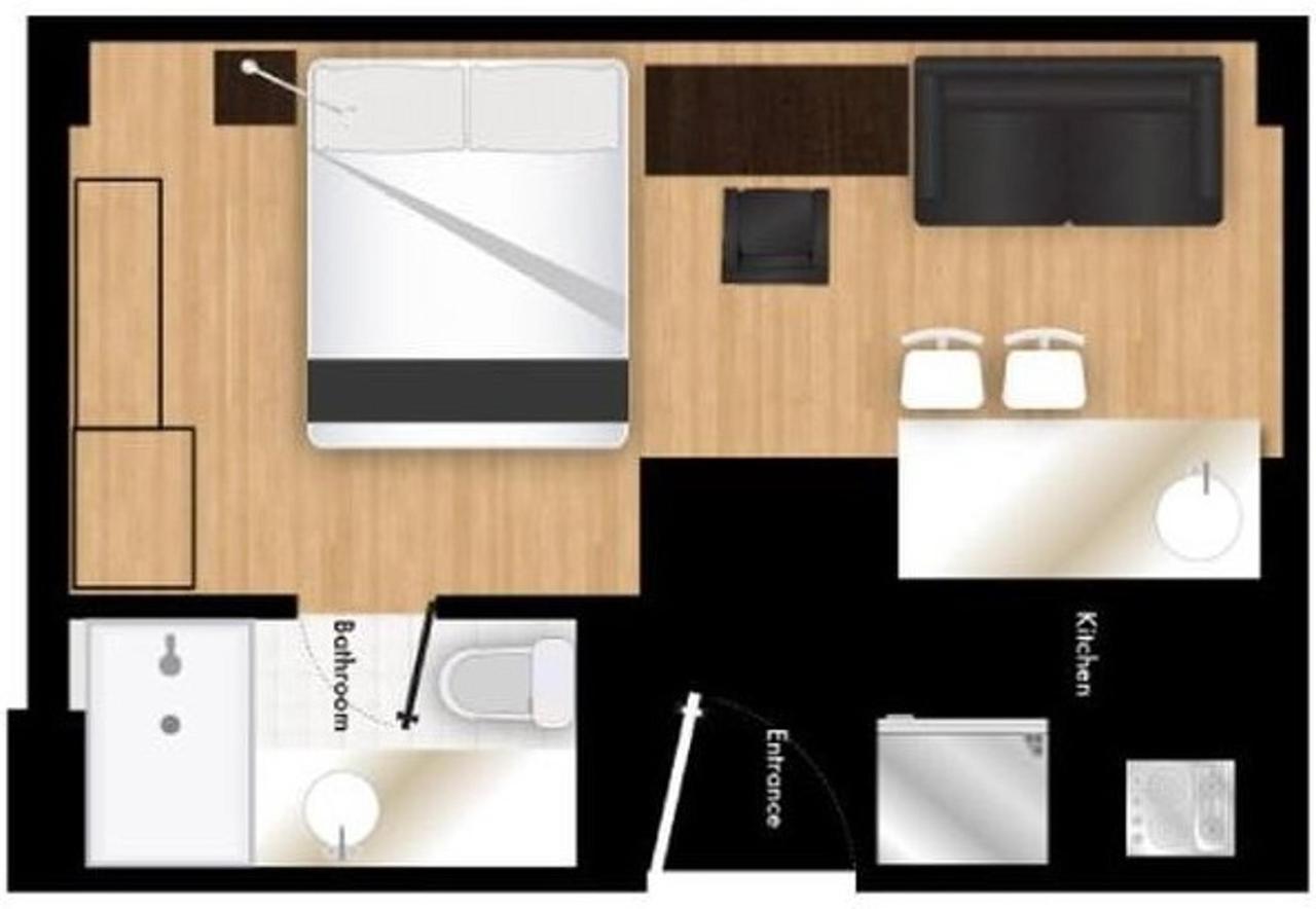 Plano Apartamento de 1 Dormitorio (Junior Suite) horizontal.jpg
