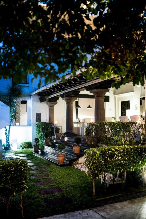 Un refugio de 11 habitaciones en Cuernavaca. Las Casas B+B Boutique Hotel, Spa  & Restaurante.