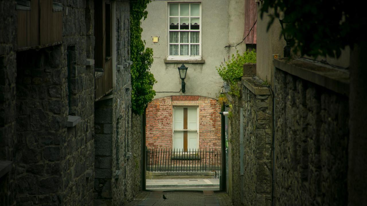 Laneways in Kilkenny