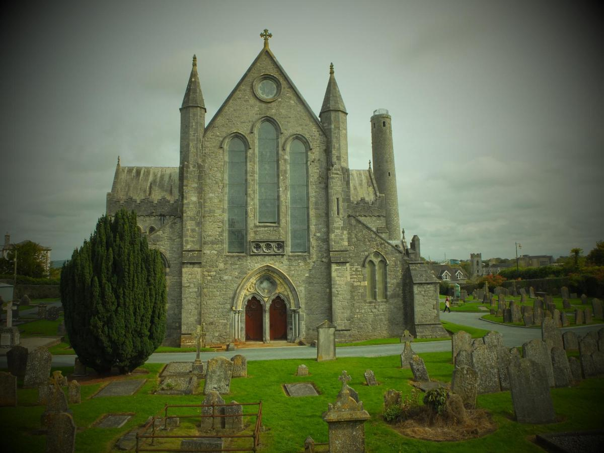 Saint Canices Cathedral and Round Tower Kilkenny