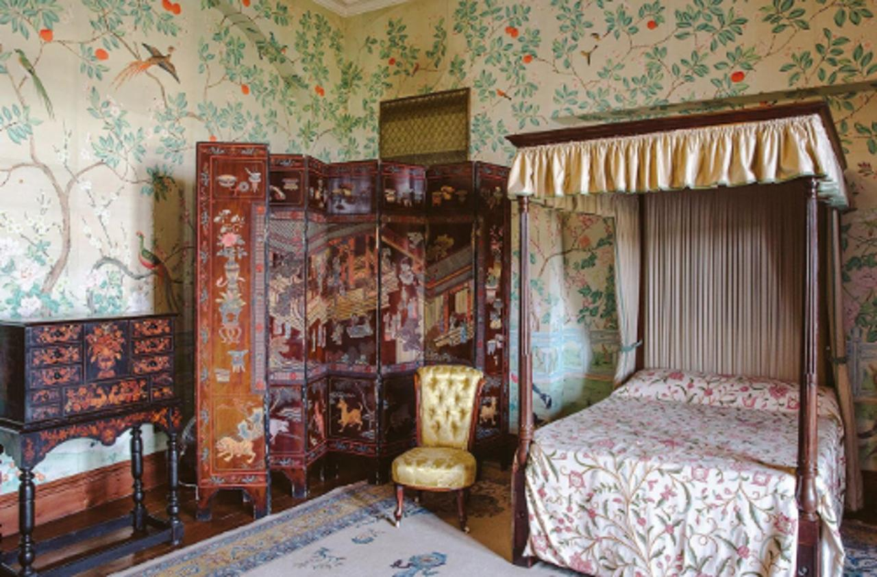 Inside Kilkenny Castle