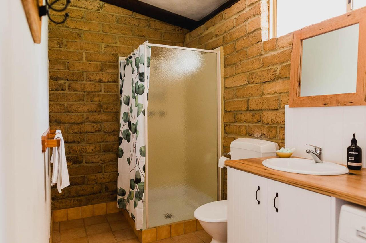 Rammed Earth Brick 2 Couples Cottage