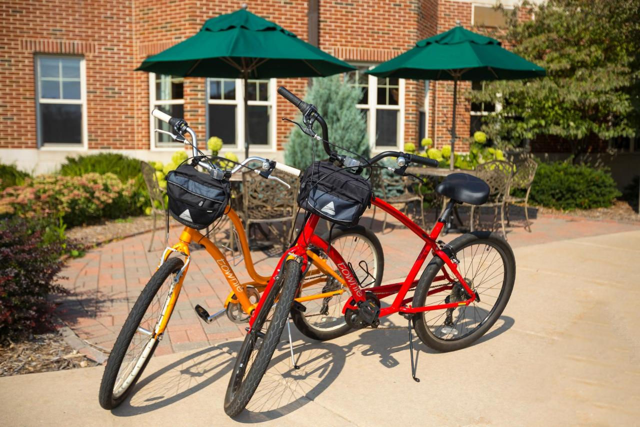 Kress Inn FREE Bike Rental.JPG