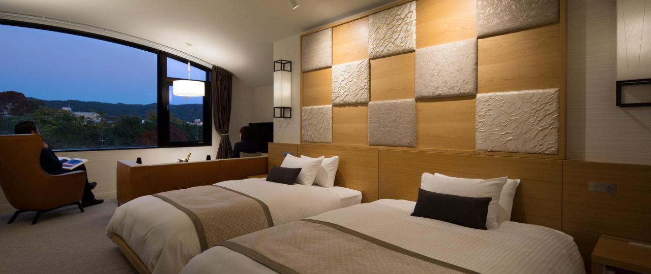 豪華雙床房B