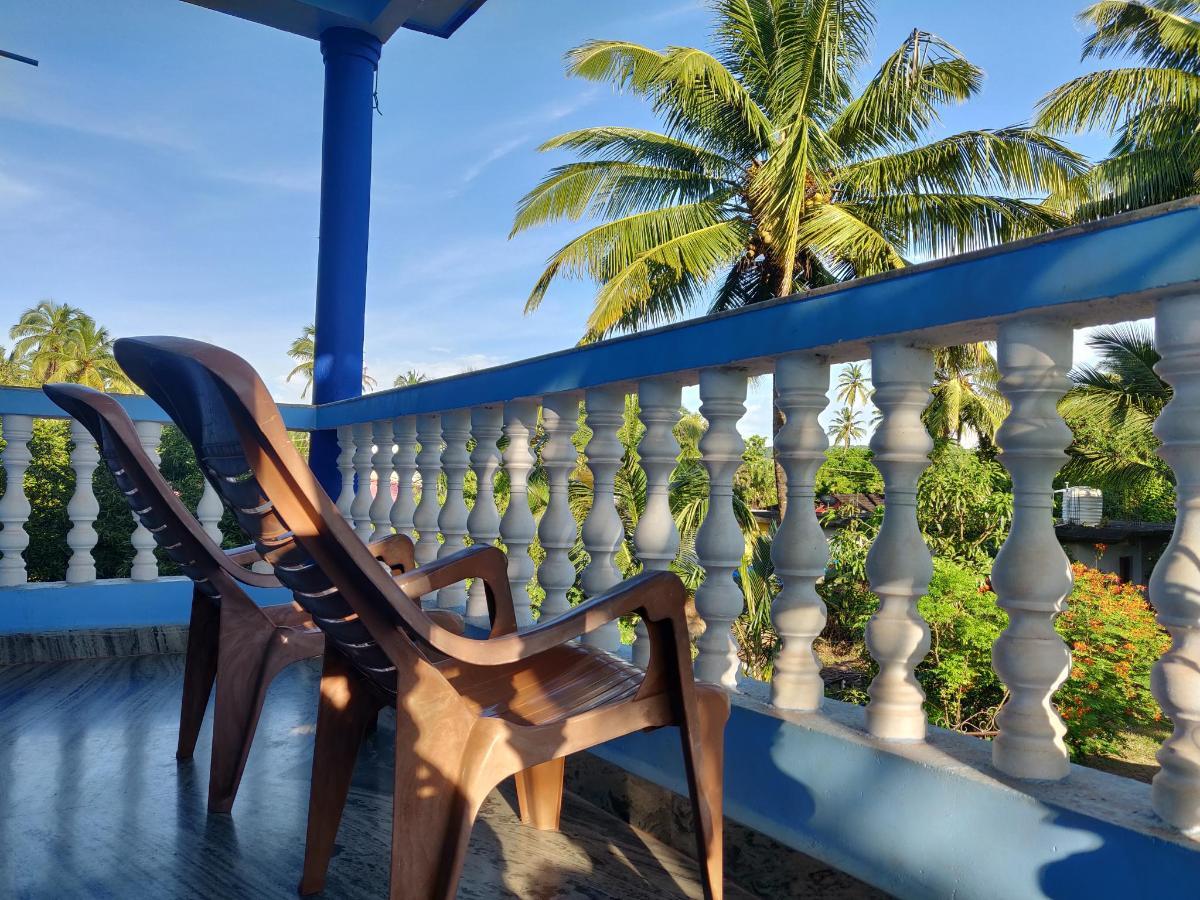 Morjim Beach Hotel with balcony Morjim Sunset Guesthouse  .jpg