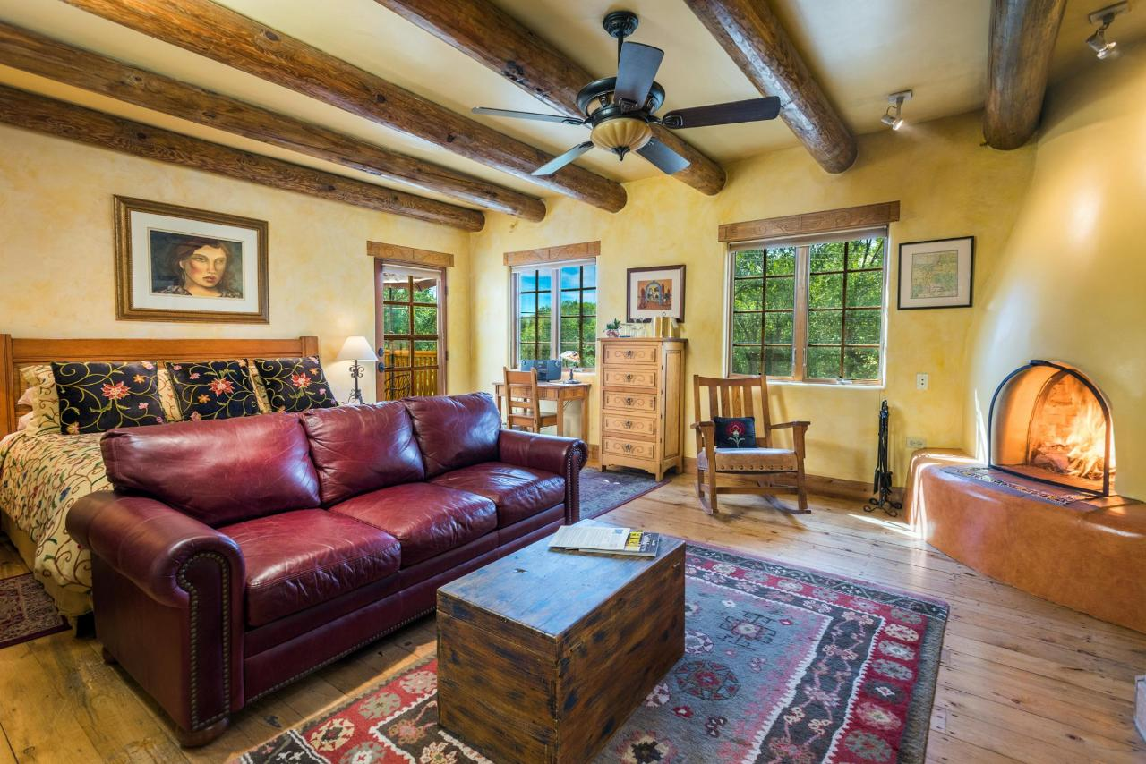 Spanish Colonial Junior Suite with King Bed and Sofa Bed