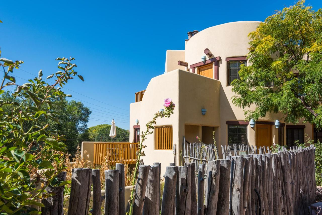 Taos Pueblo Architecture at its finest